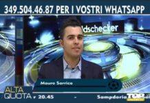 Intervista Mauro Sarrica calciomercato Juventus