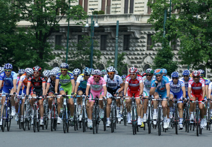 Ciclismo Lappartient Cassani