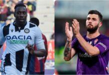 Udinese-Fiorentina Tabellino e cronaca
