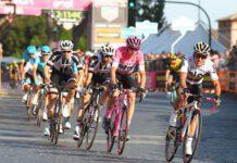 Ciclismo Squadre Giro d'Italia