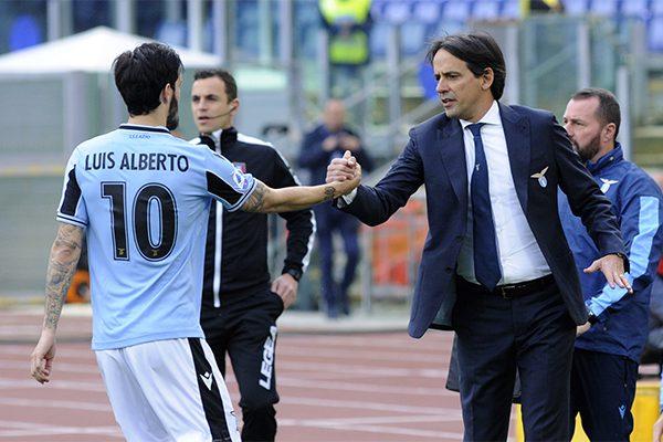 Lazio conferenza stampa Inzaghi