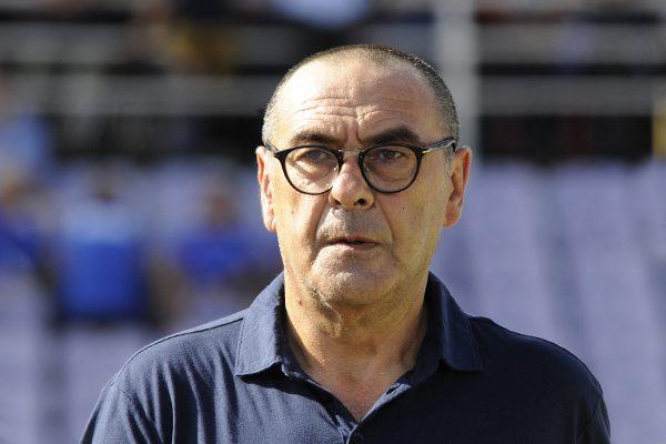 Juventus-Milan Sarri