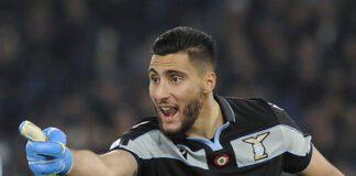 Lazio calcio strakosha