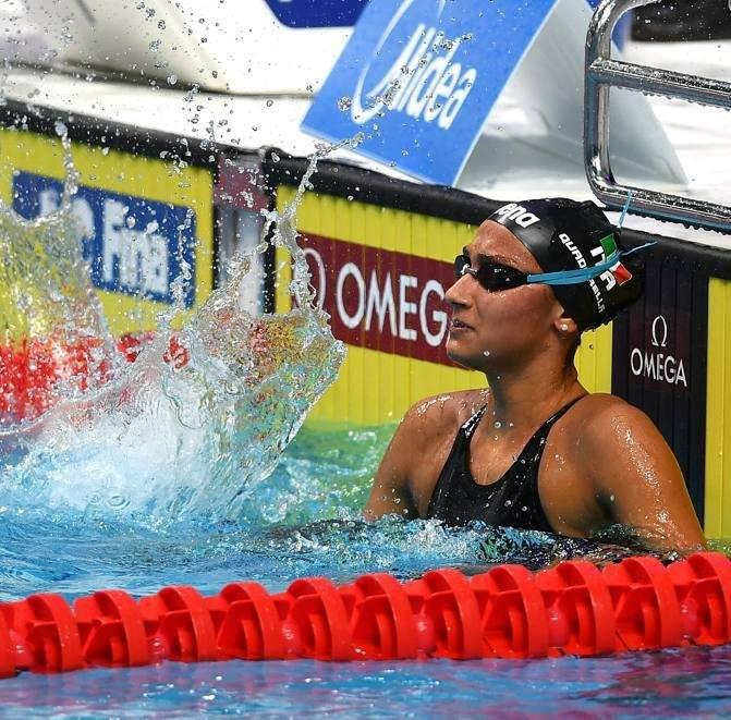 Nuoto Quadarella