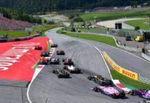 Formula 1 Gp Austria griglia