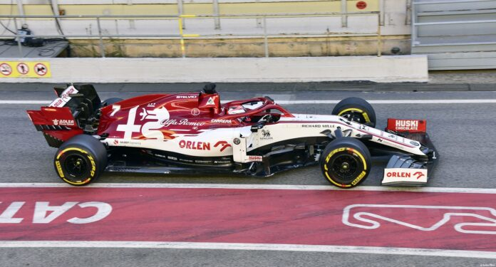 Formula 1 Alfa Romeo