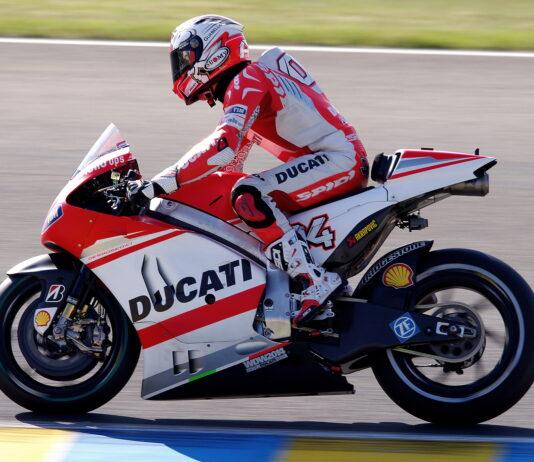 MotoGp Dall'Igna Ducati
