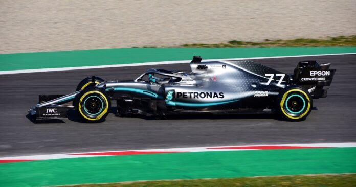 Formula 1 Gp Austria Bottas