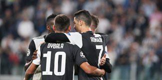 Juventus seconda maglia