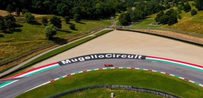 Formula 1 Mugello