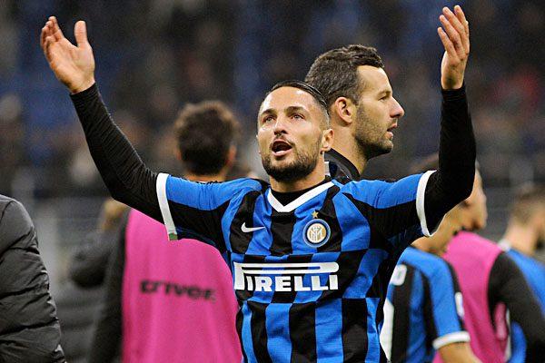 Inter infortunio D'ambrosio