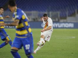 Roma-Parma Highlights Tabellino