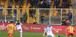 Cagliari Atalanta risultato tabellino highlights