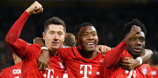 Bayern Monaco Psg