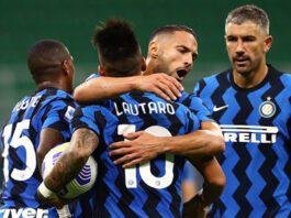 Inter Parma 2-2 highlights