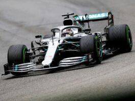 Inizio Mondiale Formula 1