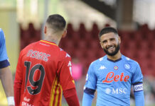 Benevento Napoli 1-2 HIGHLIGHTS