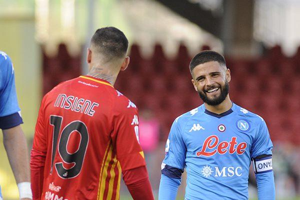 Benevento Napoli 1-2 HIGHLIGHTS