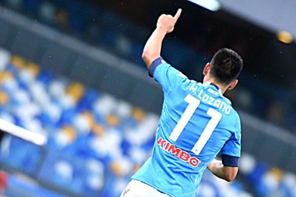 Napoli Atalanta 4-1 highlights