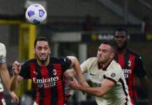 Milan Roma 3-3 highlights