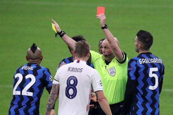 Inter Real Madrid highlights