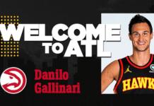 Danilo Gallinari ruolo Hawks