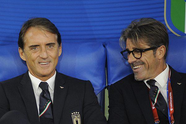 Mancini ed Evani
