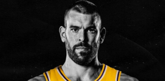 Prime parole Marc Gasol Lakers