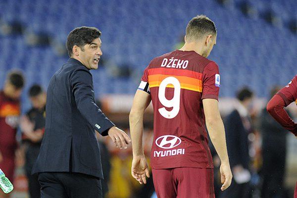 Mister Fonseca e il Capitano Dzeko, ognuno con le sue colpe