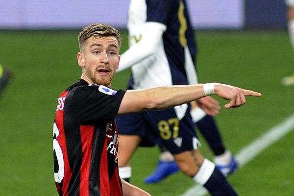 Sassuolo-Milan, Leao segna il gol più veloce nella storia della Serie A