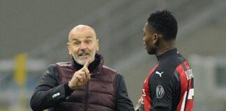 Benevento Milan highlights
