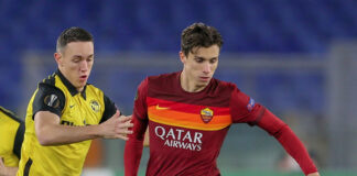 Roma Young Boys highlights