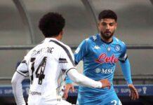 Juventus Napoli risultato tabellino highlights