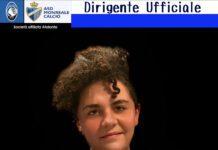 Simona Logerfo ds Monreale Calcio Femminile