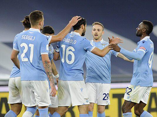 Lazio Sassuolo risultato tabellino highlights
