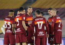 Braga Roma risultato tabellino highlights