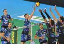 Cucine Lube CIVITANOVA vs Sir Safety Conad PERUGIA