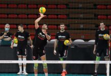 pallavolo champions league