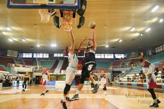 Rieti - Eurobasket Roma