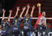 Sir Safety Conad Perugia vs Vero Volley Monza