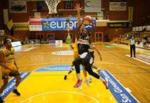 San Severo - Eurobasket Roma
