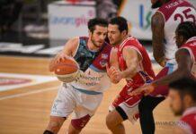 Kienergia Rieti Vs LUX Chieti Basket 1974