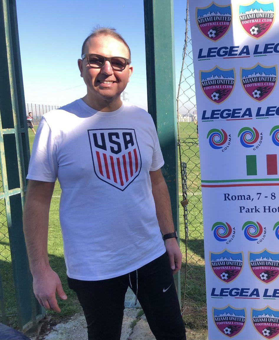 Luca Mariotti Coloma USA