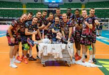 VIttoria SIr Safety Conad Perugia gara 2 - Semifinale Playoff Scudetto