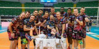 VIttoria SIr Safety Conad Perugia gara 2 - Semifinale Playoff Scudetto