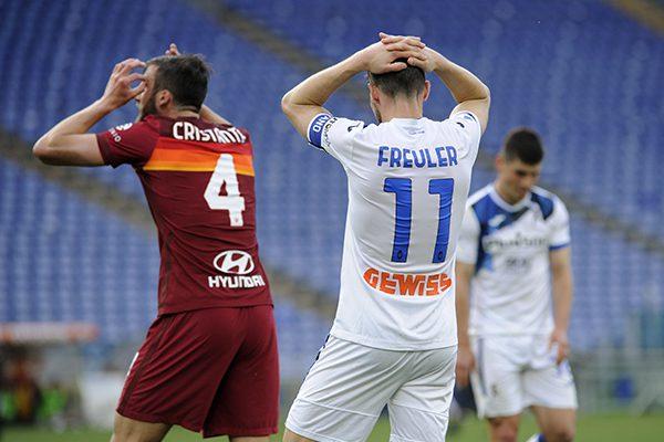 Roma Atalanta, risultato, tabellino e highlights