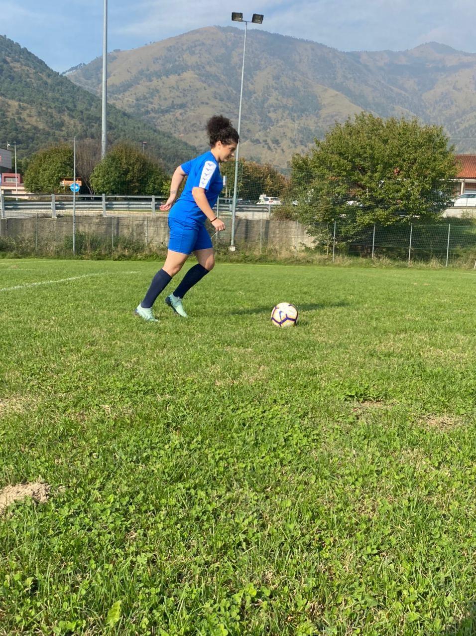 Alessia Gentile Moncalieri Calcio Femminile