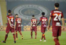 Spezia Roma, risultato, tabellino e highlights