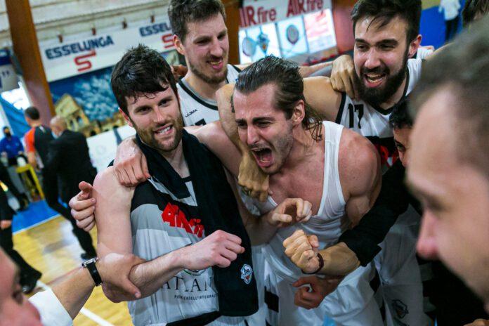 Eurobasket Roma - Unieuro Forlì
