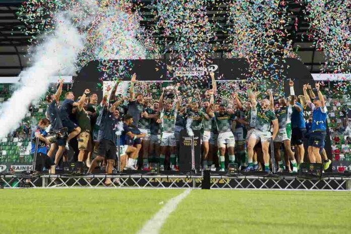 Benetton Rugby - vittoria Rainbow Cup